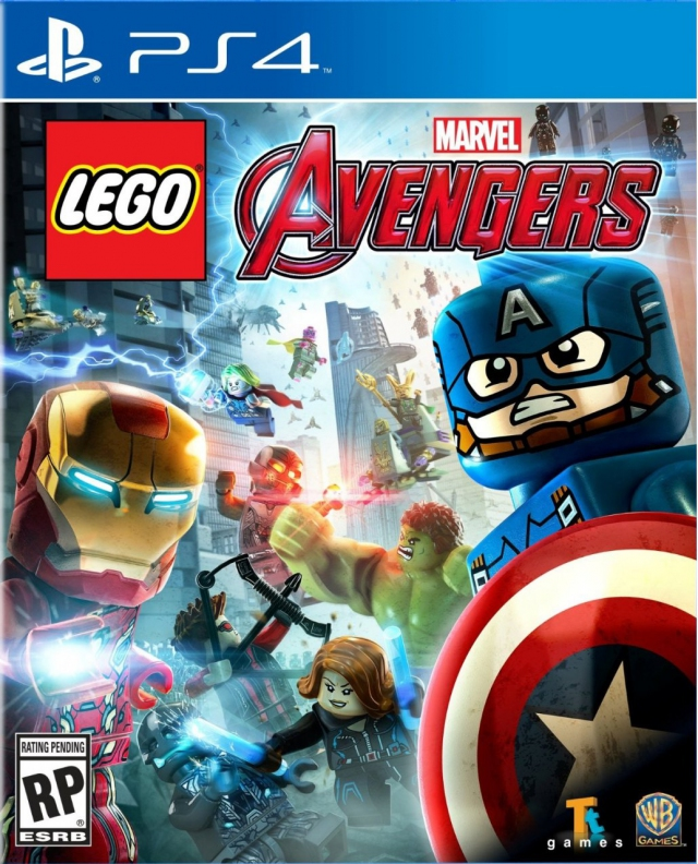 Lego Marvel S Avengers Ps4 Playstation 4 Gt Games