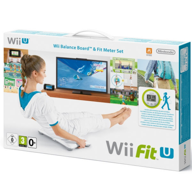 Wii Board Floor ~ Wii fit u balance board gt accessories nintendo