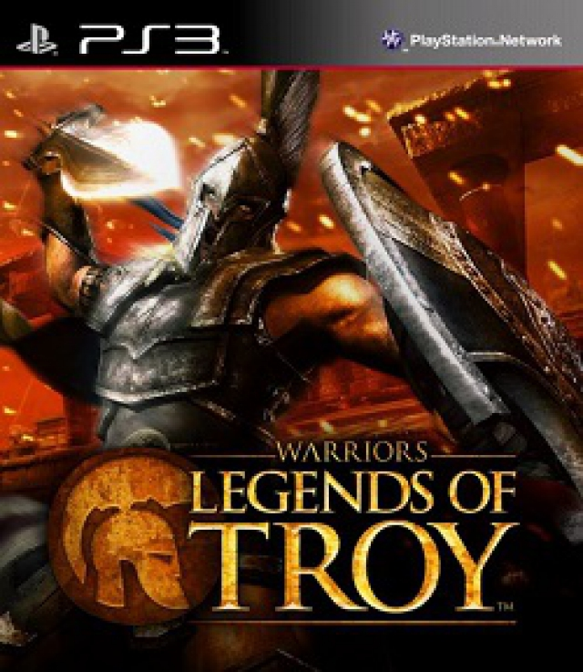 [Used] Warriors: Legends Of Troy (PS3)