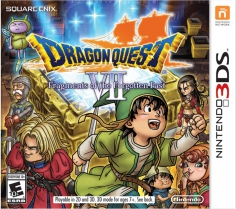 [Pre-order] Dragon Quest VII: Fragments of the Forgotten Past (3DS)