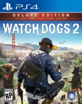 [Pre-order] Watch Dogs 2 Deluxe Edition (PS4)