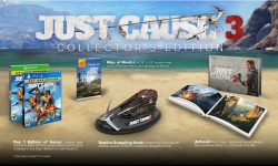 Just Cause 3 Collector's Edition (PS4)