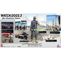 [Pre-order] Watch Dogs 2 SanFrancisco Edition (PS4)