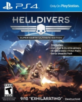 Helldivers Super-Earth Ultimate Edition (ENG)