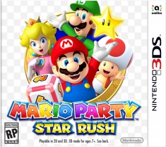 [Pre-order] Mario Party Star Rush (3DS)