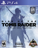 [Pre-order] Rise of the Tomb Raider: 20 Year Celebration (PS4)