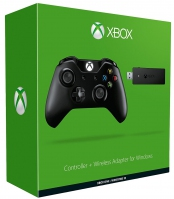 Xbox One Wireless Controller + Adapter for Windows 10