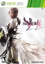 Final Fantasy XIII-2 Crystal Edition